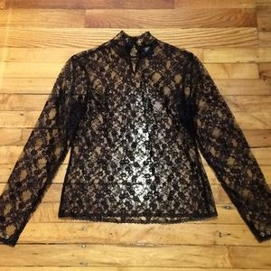Worth lace blouse
